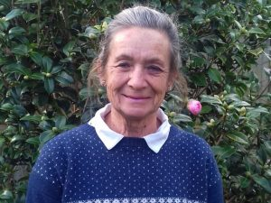 Host Lesley Lewis